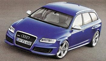 Ауди RS6 Avant