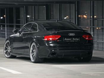 тюнинг  спортивного Audi  RS5 от Senner