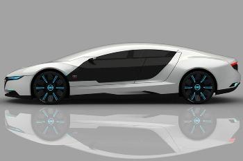 Презентация купеобразного седана Audi A9 состоится в 2012 году