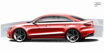 Женевская премьера от Audi - нотчбэк А3