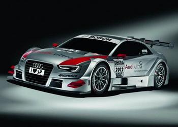 Новый Audi A5 DTM уже представлен