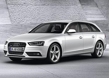Audi разом обновила всю серию А4