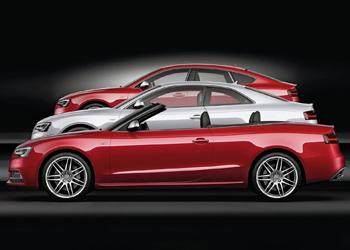 Тест-драйв рестайлингового Audi A5