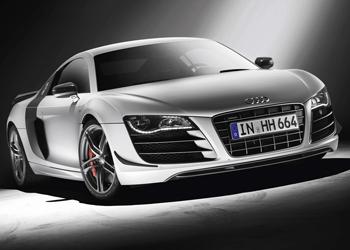 Audi R8 GT лучший спорткар этого года