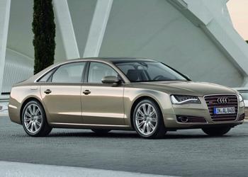 Audi A8 Long – функциональность и комфорт