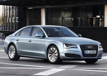 Четыре новых автомобиля от Audi