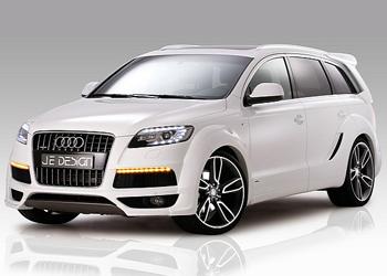 JE Design поработало над Audi Q7