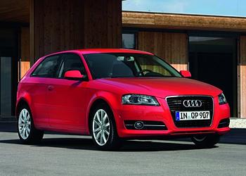 Преображение Audi A3