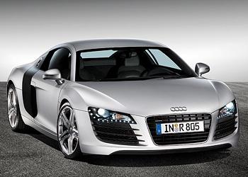 Новые подробности о новой модели Ауди R8 второго поколения