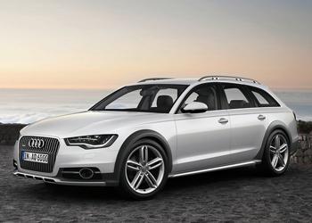 Audi A6 Allroad III - внедорожник по-немецки