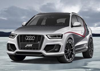 ABT Sportsline представит Audi QS3