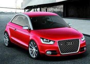 Тест драйв Audi S1
