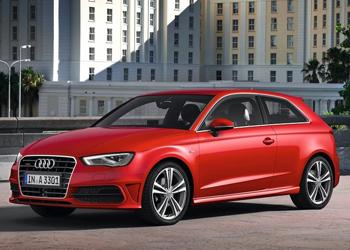Новая модульная платформа хэтчбека Audi A3 станет первой моделью концерна VW