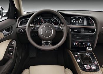 Технические характеристики Audi A4