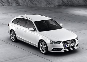 Описание автомобиля Audi A4 Avant