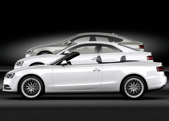 Обновлённое семейство Audi S5