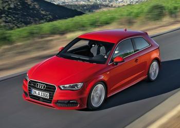 Продажи Audi A3 стартуют через два месяца
