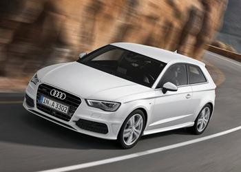Тест третьего поколения Audi A3