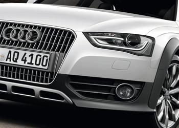 В Audi A4 появится полный электрический привод Quattro